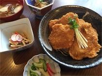 タレかつ丼プラン画像1