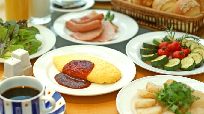 ●【クレジットカード決済専用】お部屋でアフタヌーンティー 朝食付