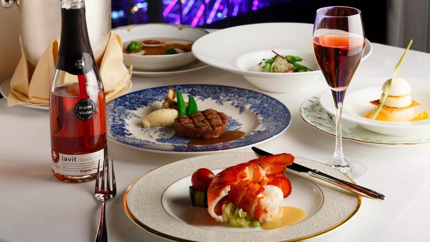 インルームダイニング Anniversary Dinner (イメージ)