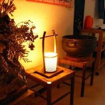 *【湯上り処】温泉で火照った体を、健康茶でリフレッシュ!