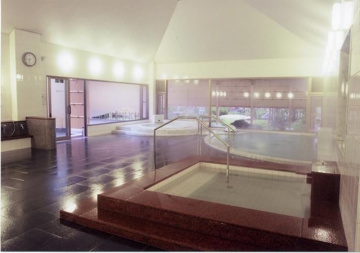 洋風呂大浴場