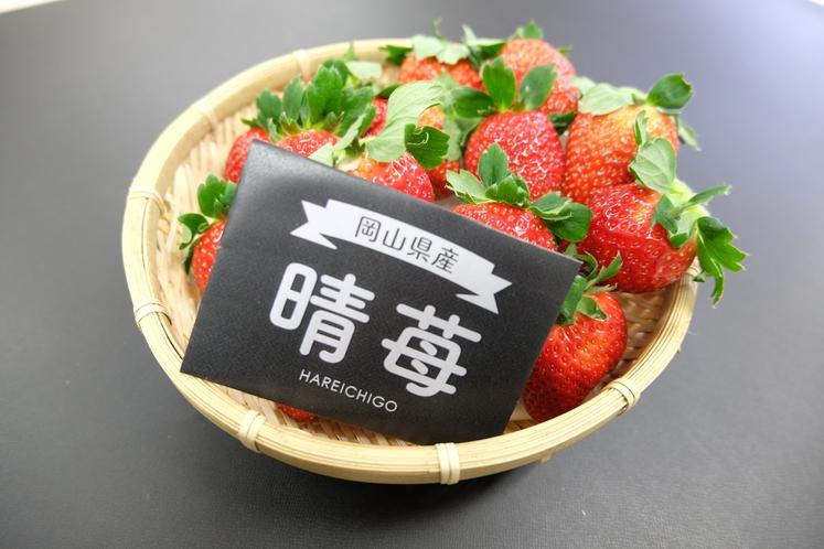 晴れイチゴ