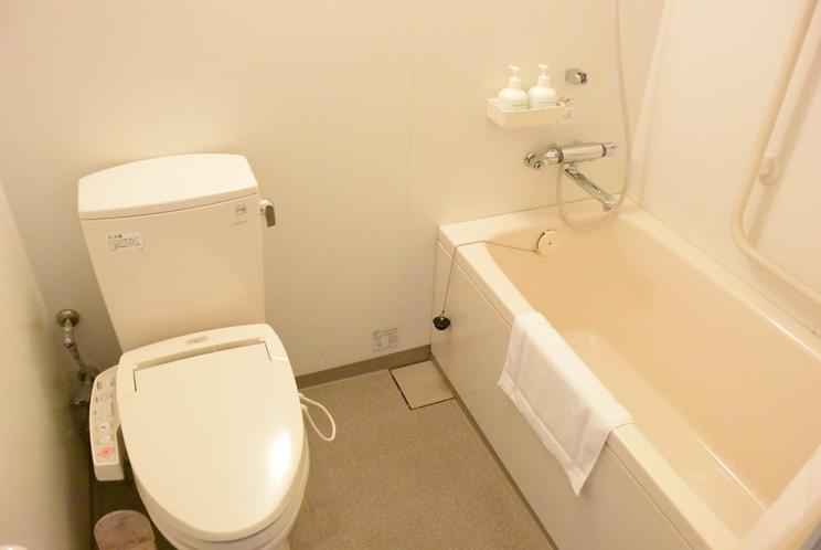 洋室バストイレ