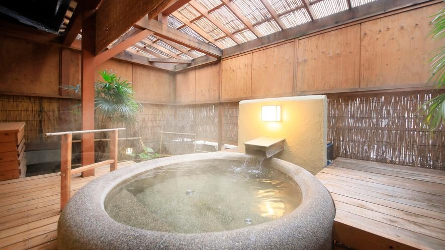 夢しずく亭*露天風呂+和室+ベッドルーム※イメージ