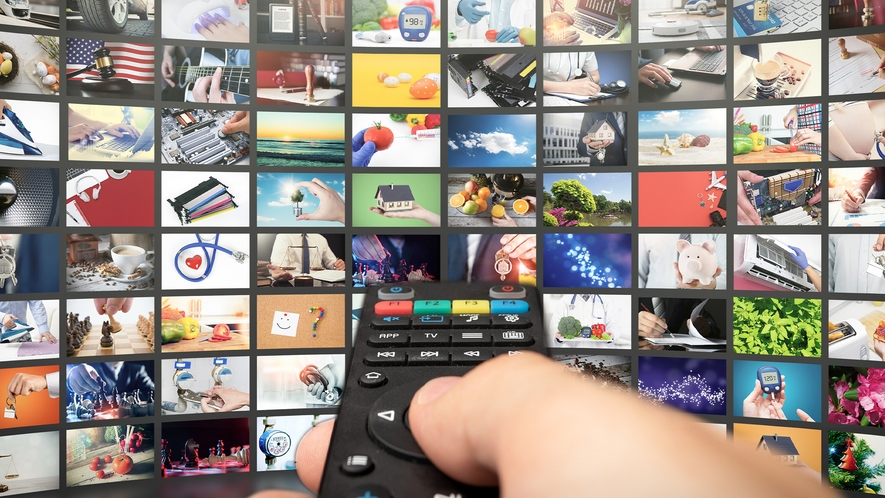 VOD(イメージ)