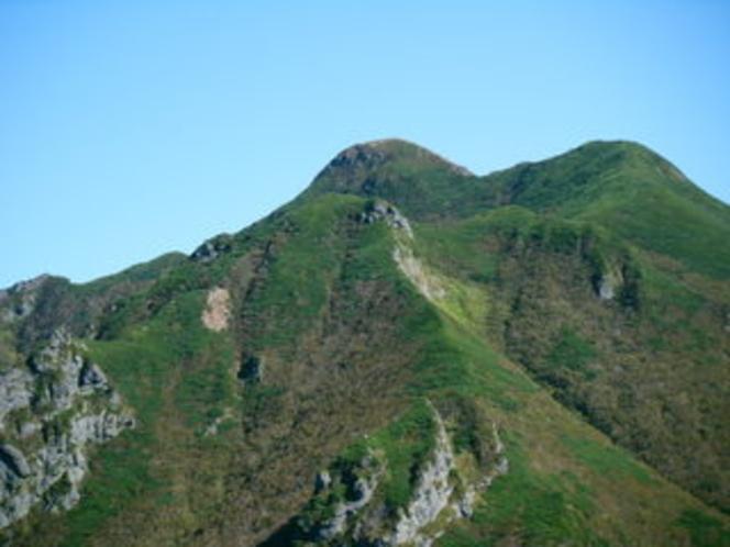 ニペソツ山!