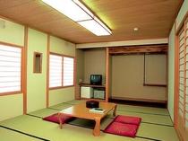 【本館和室】リーズナブルに泊まることができる。