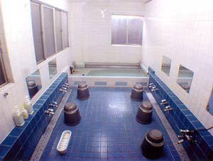 ラジウム浴場