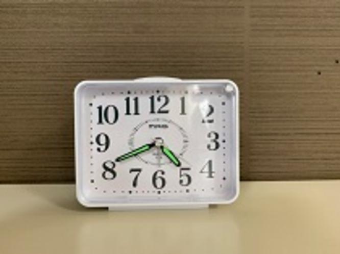 貸出用 目覚まし時計
