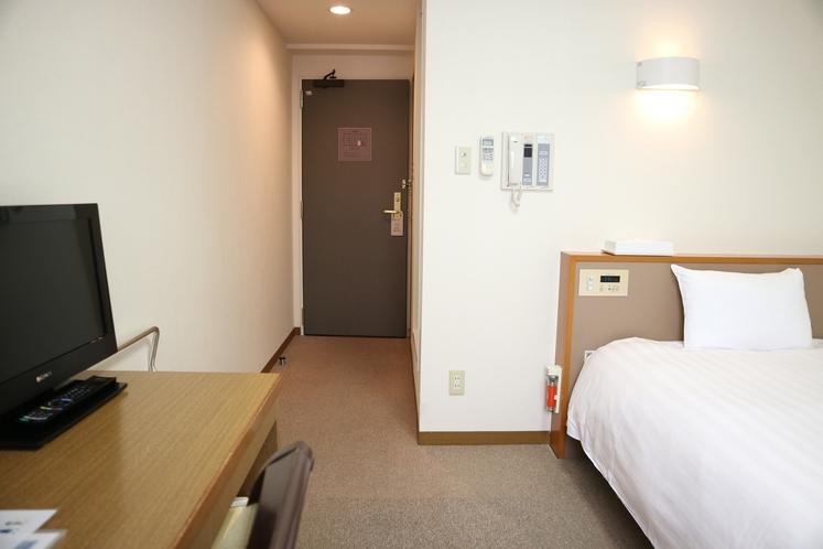 【客室】セミダブルルーム