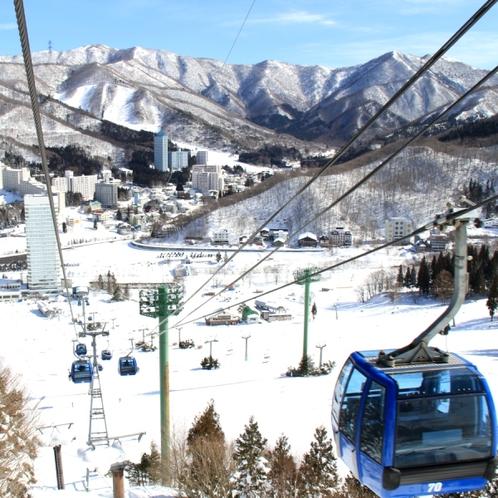 ☆苗場スキー場1