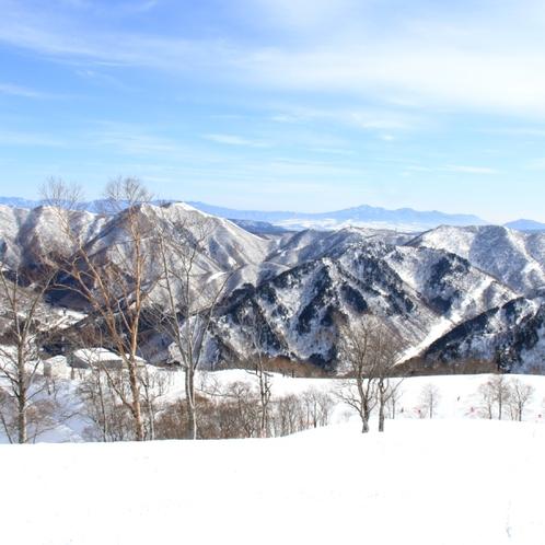 ☆苗場スキー場3