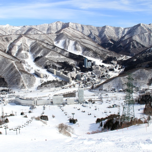 ☆苗場スキー場4