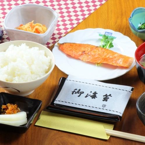 ☆朝食 全体1