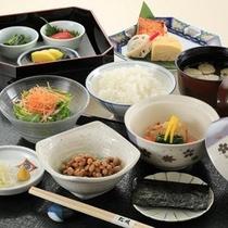 和朝食も自慢の一品!ついついお替わりをしてしまいます(*^^*)