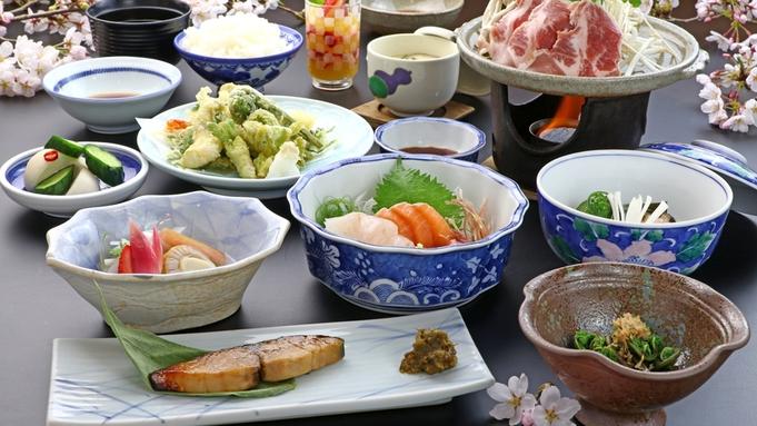 【季の味】旬の食材を中心に新潟の味をご堪能♪