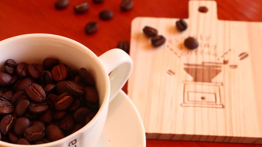 ■【住乃江のおもてなし】館主が淹れたドリップコーヒーを楽しめることも……♪