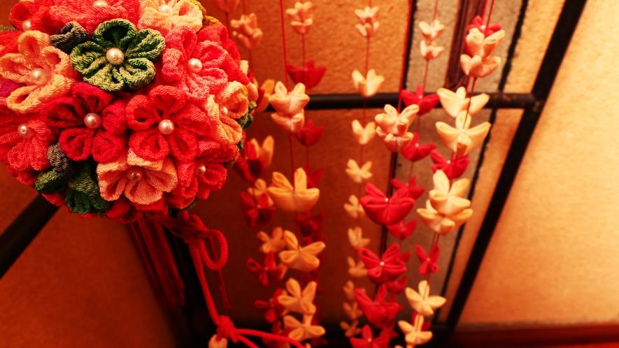 ■【住乃江の雰囲気】レトロな館内に心が和む…懐かしさが漂う小さな温泉宿。