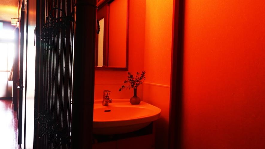 ■【館内】旧館は共同トイレをご利用いただいております。