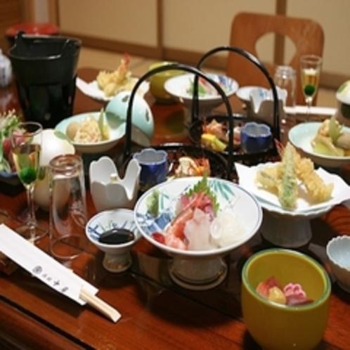 夕食月会席別室イメージ