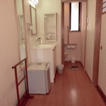 10畳洗面・トイレ