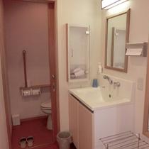 部屋洗面・トイレ