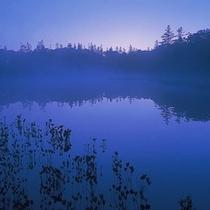 ニセコの夏景色(神仙沼)