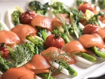※【夕食】ビュッフェ料理一例