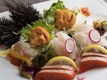 ※【夕食】和洋会席料理コース一例