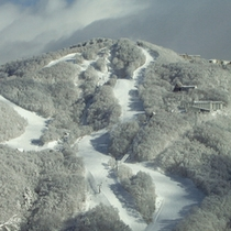 *西館山スキー場