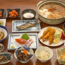 信州の新鮮な川魚を召し上がれ