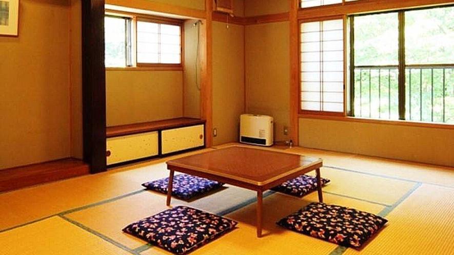 ・【客室】和室12畳