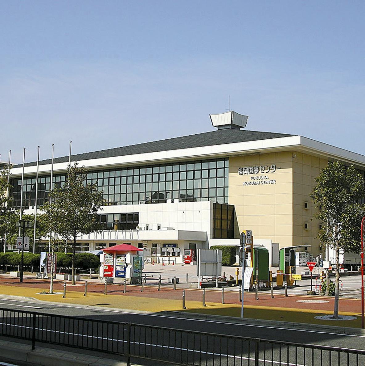 【福岡国際センター 写真提供:福岡市】学会やコンサート、11月には大相撲九州場所が行われます