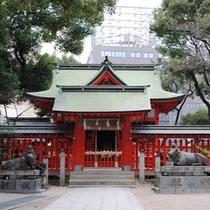★水鏡天満宮(水鏡神社)