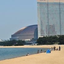 ★海浜公園とヤフードーム