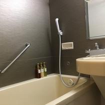 バスルーム、2017年秋に改装
