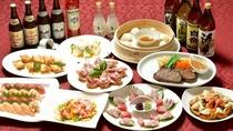 <宴会料理>一例