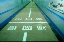 【周辺観光】みもすそ川 関門人道トンネル