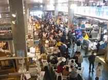 【周辺観光】唐戸エリア 唐戸魚市場