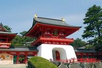 【周辺観光】唐戸エリア 赤間神宮