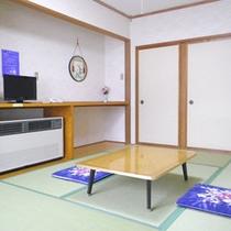 *客室一例/お部屋でのんびり♪お寛ぎ下さい。