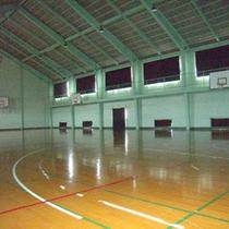 *体育館/合宿に最適!広々とした体育館をご活用下さい。