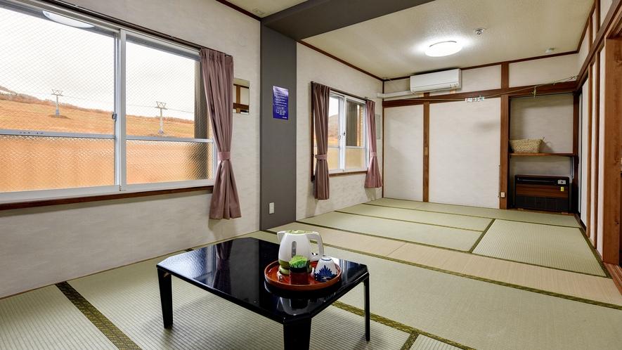 *和室(バスなし/トイレ付)/お部屋でのんびり♪癒しの一時を過ごしましょう。