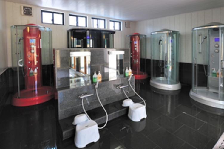 【お風呂】洗い場&タイムマシーン