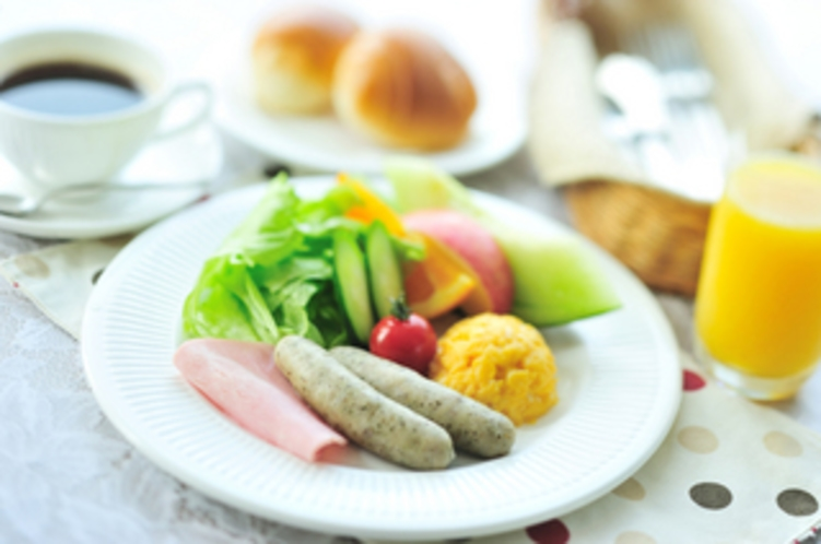 【朝食例】