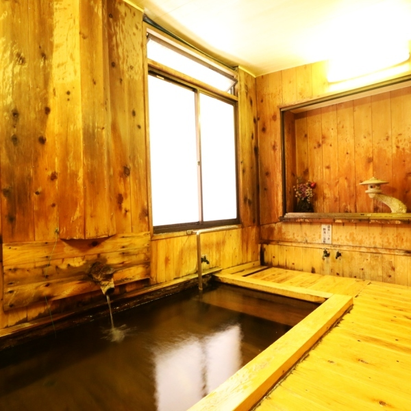 貸切風呂になります