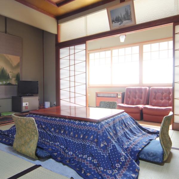 客室 (冬期)
