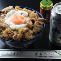 信州ブランド豚『みゆきポーク丼』