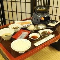 楽天カスタマイズ用~朝食一例~