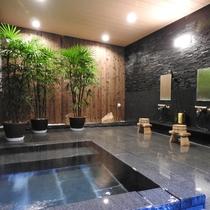 特別室 お風呂(御影石)